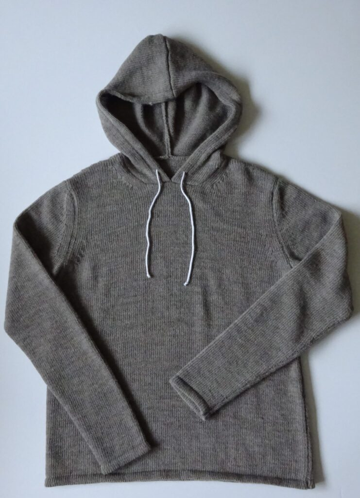 Working with knitwear manufacturers for retail brands, we can produce a wide range of styles.
