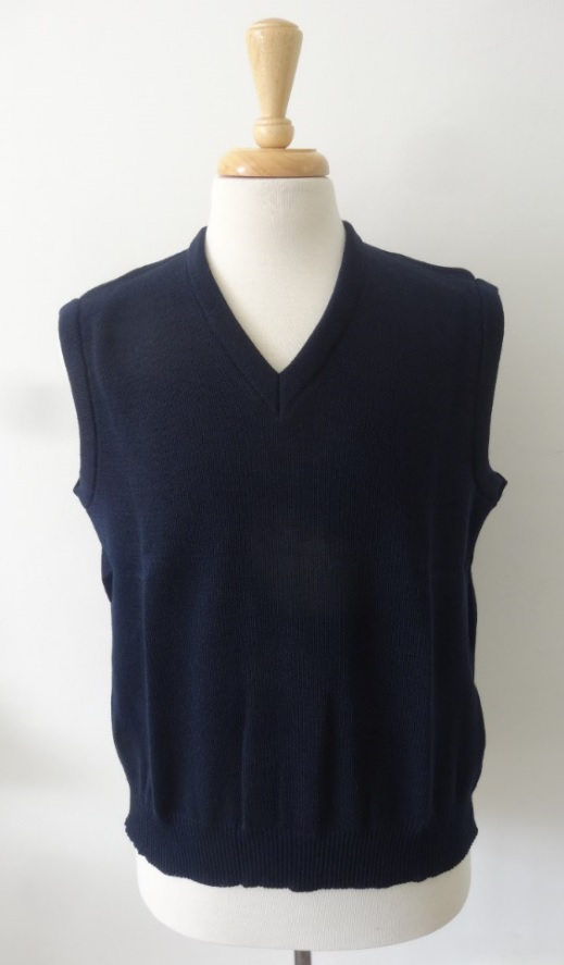 WASO Sleeveless slipover - formerly a Balmoral Knitwear style