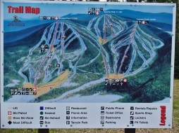 Sunrise Ski Resort Map