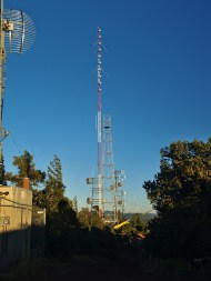 Commercial Broadcast Tower