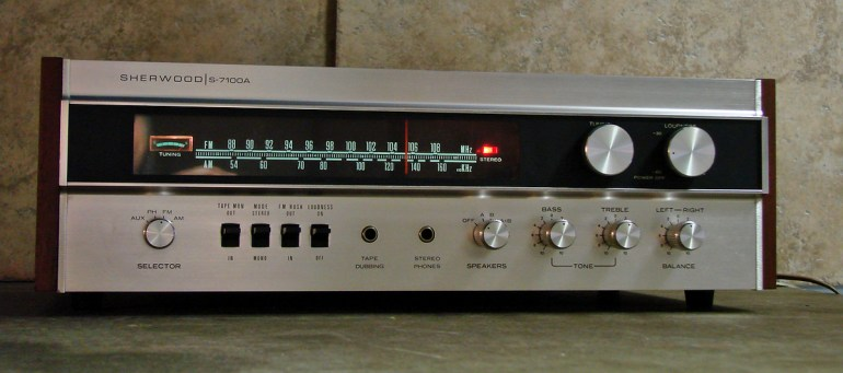 Sherwood S-7100A