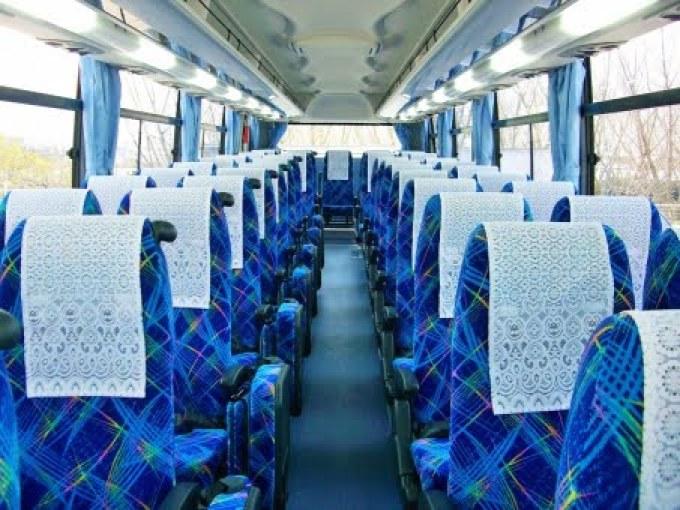 夜行バス 4列シート