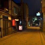 夜の中央町