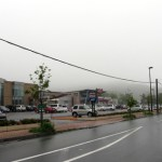 6月21日 霧