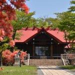 御傘山神社のツツジ 2014