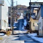 坂のある風景 (みゆき町)