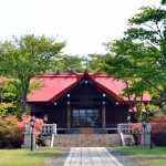 御傘山神社のツツジ 2015