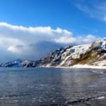 冬のイタンキ浜 2016
