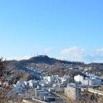 山手町から見た風景