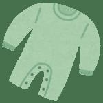 赤ちゃんでサイズ70はいつからいつまで着れる?ベビー服は何ヶ月が目安?