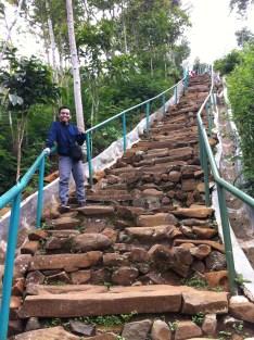 Trimuda di anak tangga Jalur 1