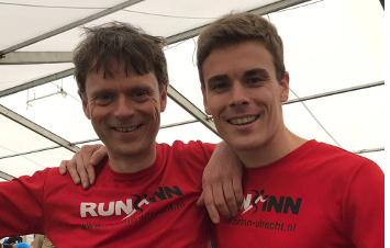 Sander en Wijnand voor de CPC 2018