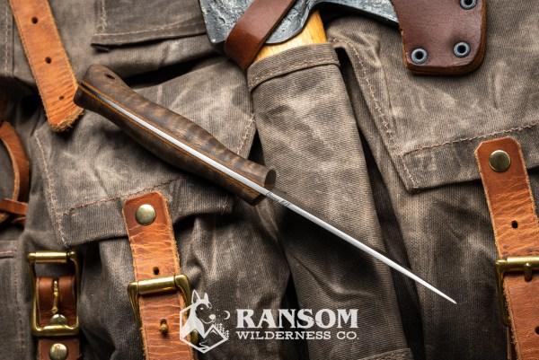 Osprey Knife and Tool K2 Raptor spine detail photo