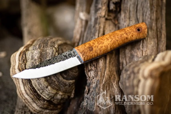 Cohutta Knife Puukko at Ransom Wilderness Co