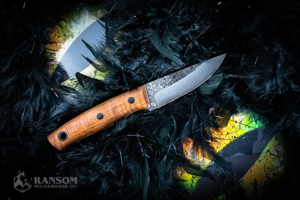 Cohutta Knife Bird and Trout at Ransom Wilderness Co
