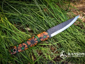 Brush Creek Knives Puukko exclusive at Ransom Wilderness Co