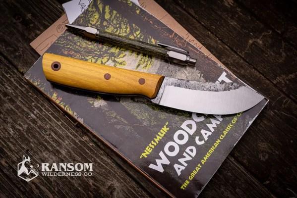 Cohutta Knife Nessmuk at Ransom Wilderness Co