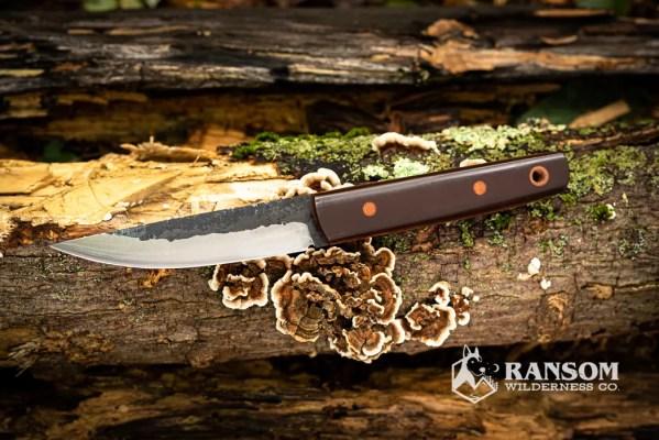 Brush Creek Knives Puukko