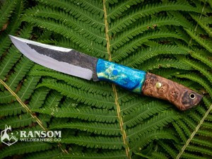 Comanche Fighter by Brush Creek KNives