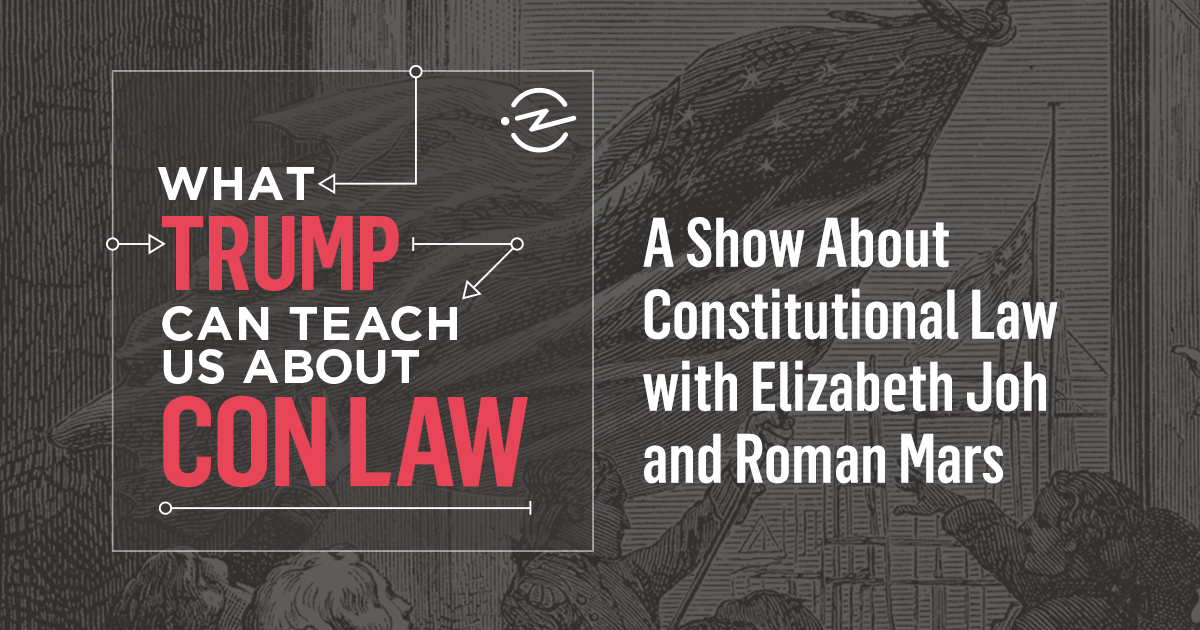 What Trump Can Teach Us About Constitutional Law