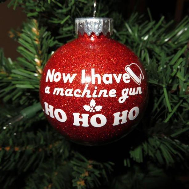 A Die Hard Christmas Tree Rant Hony Ings