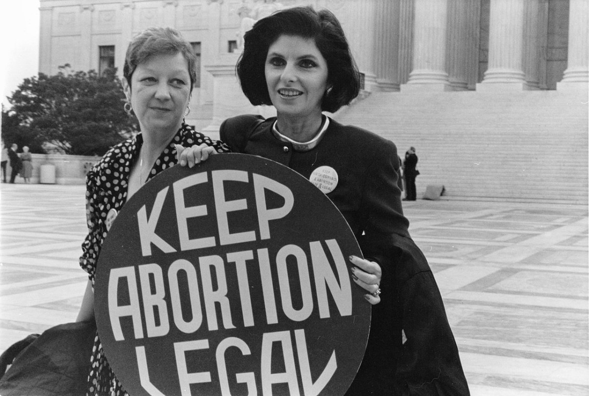 Roe v. Wade Was a Conservative Decision