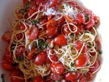 Ina Garten Summer Garden Pasta Recipe