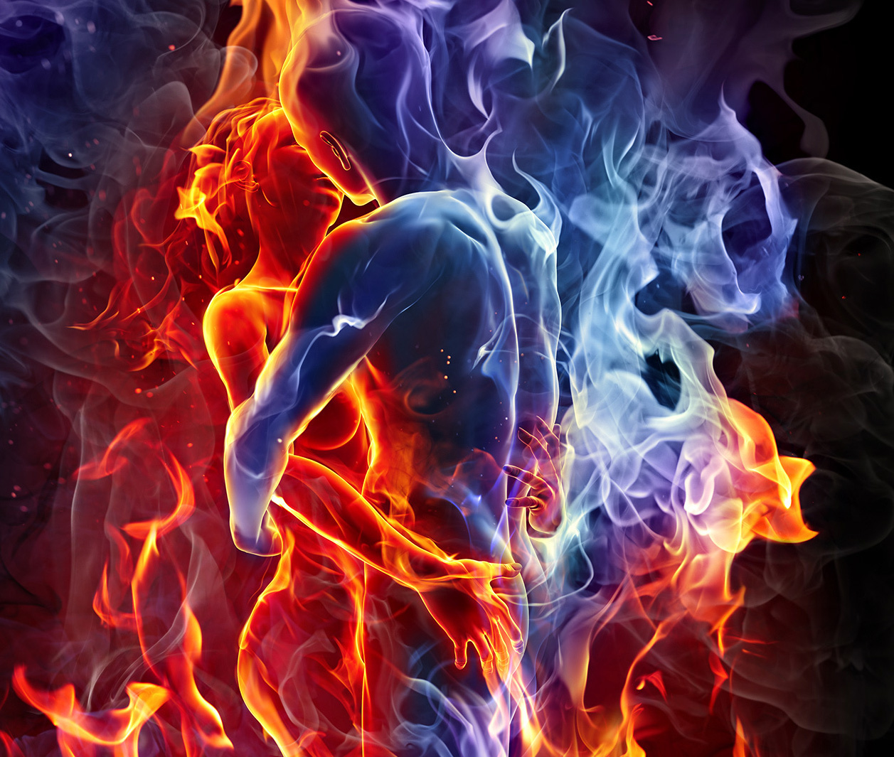 passion in flames ranting