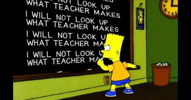bart-simpson-teacher-blackboard