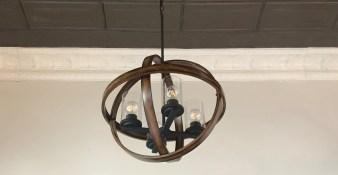 light fixture 1