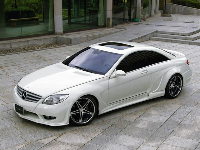 Mercedes Benz S Cl