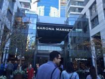 Entering the Sarona Market