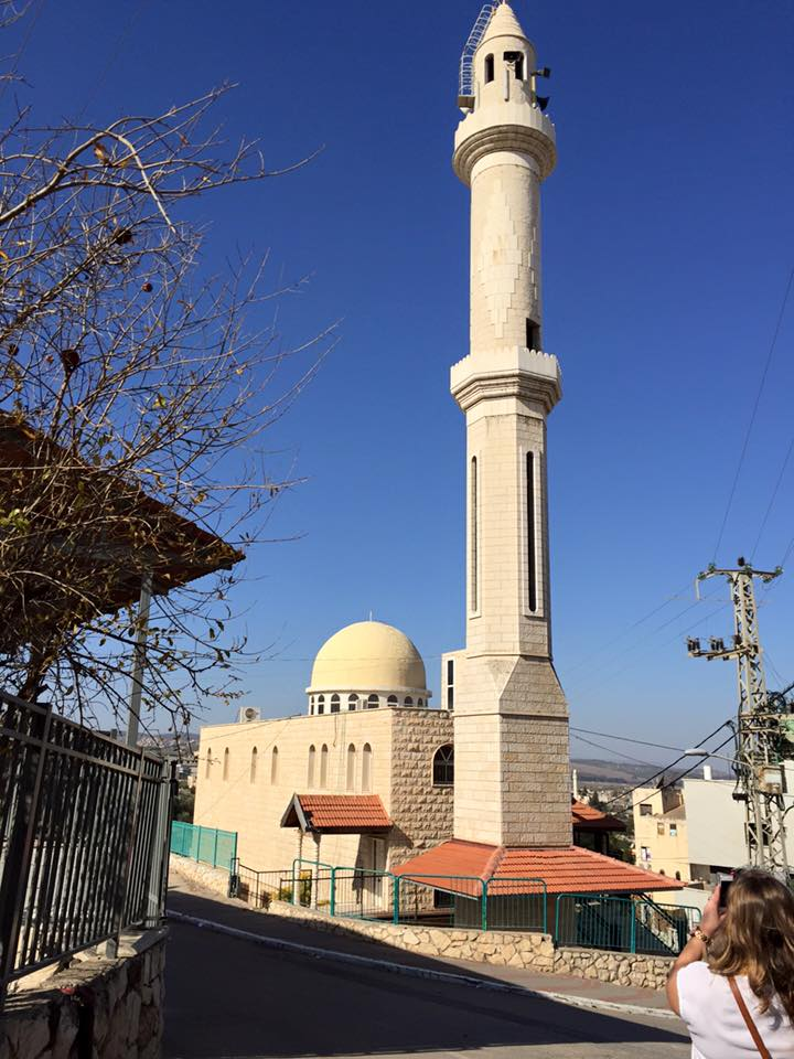 Local mosque in Salam
