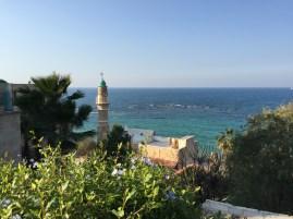 Islamic Minaret in Jaffa