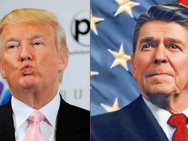 Playing The Part: Reagan, Trump, And The American Presidency