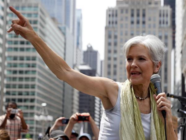 Jill Stein Raises Over $6 Mil, Files For Recount in WI; Clinton Joins The Effort
