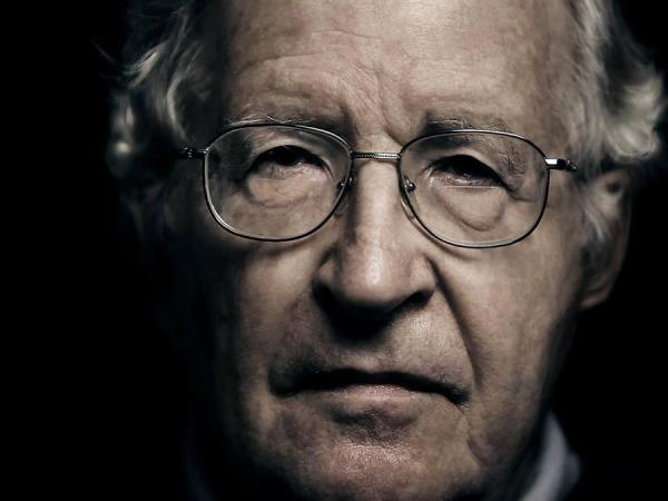Trump Keeps Proving Chomsky Right