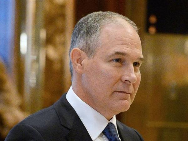 Trump Picks Scott Pruitt, Climate Change Denier, To Head E.P.A. Because Of Course