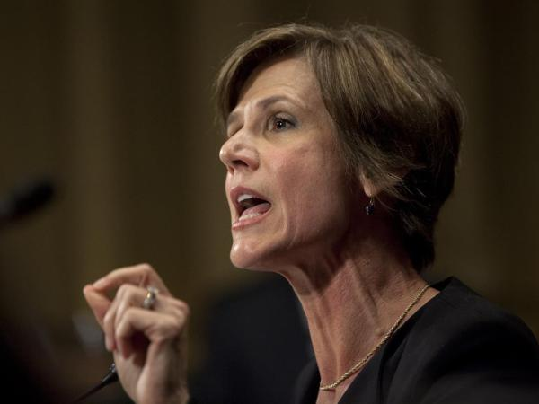 Sally Yates Defended The Rule Of Law And Donald Trump Fired Her For It