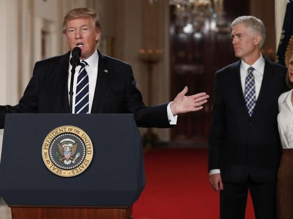 Meet Donald Trump's Supreme Court Nominee, Neil Gorsuch