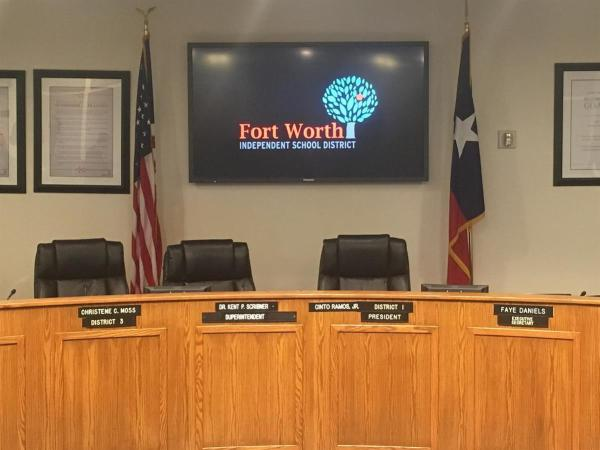 "Fort Worth School District Unanimously Passes So-Called ""Sanctuary School"" Resolution"