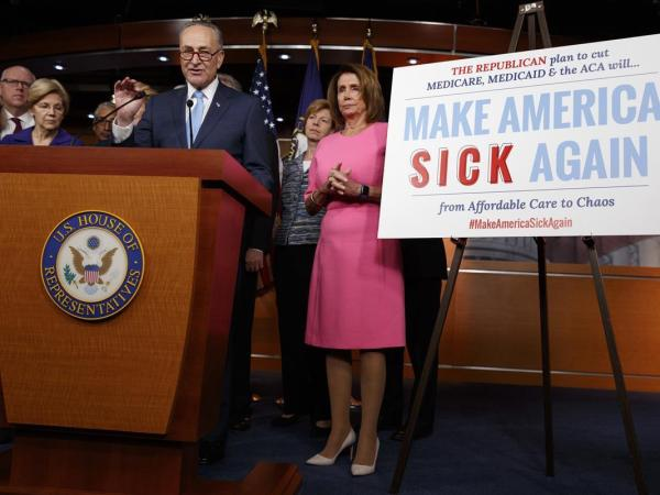How Will Democrats Respond On Health Care?