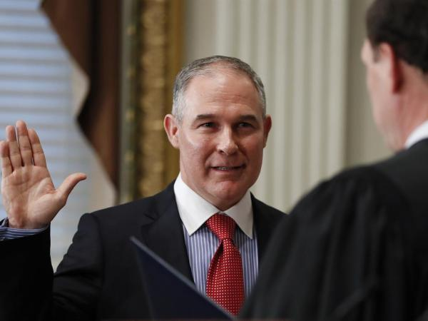 #CrookedScotty — Scott Pruitt's Emails Reveal His Corporate Corruption
