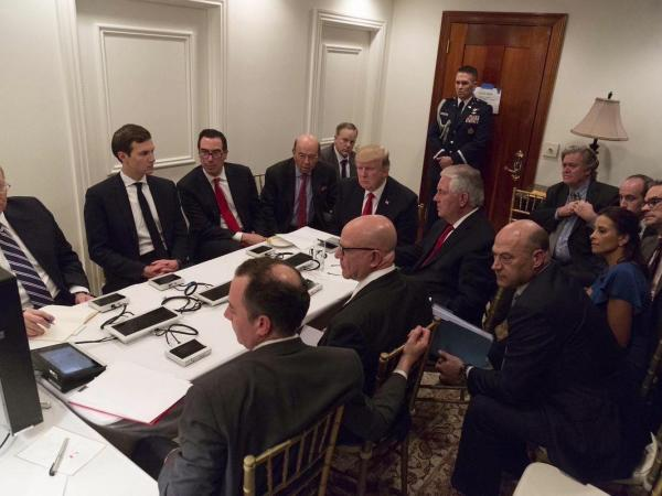 The Strike On Syria Was Either Hastily Planned, Or Very Cynically Orchestrated