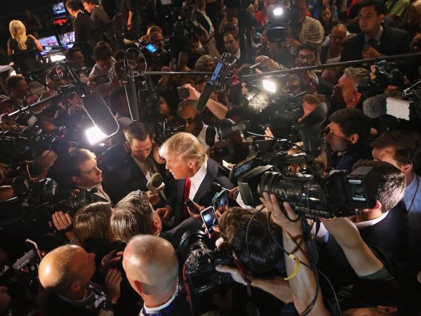 How The Media Fuels Hyper-Partisanship By Treating Politics Like A Sport