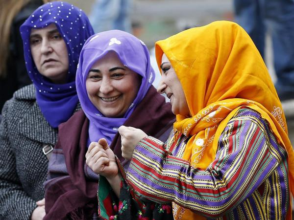 Northern Syria's Feminist Revolution