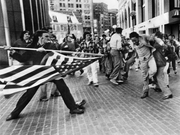 Politics Holds Our Patriotism Hostage