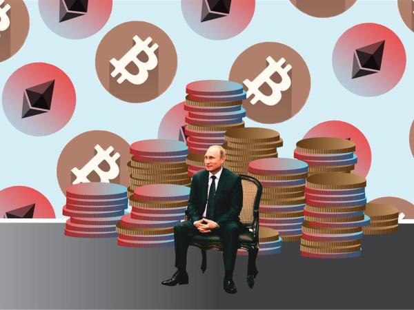 Why Russia Can't Beat Sanctions By Using Cryptocurrencies