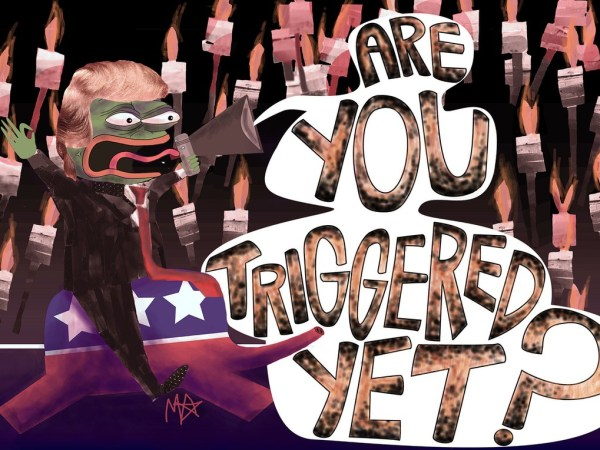 How The Radical Right Weaponizes Memes