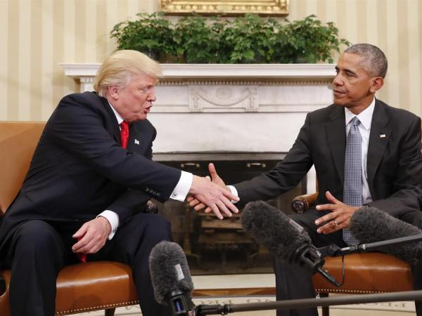 A Quick Overview Of The Trump-Obama Meeting